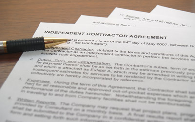 Employee or Independent Contractor? – Why It Matters